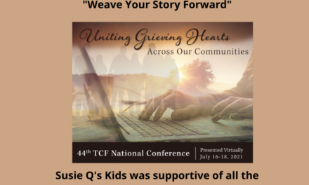 The Compassionate Friends 44th National Conference – Dr. Mary Presents