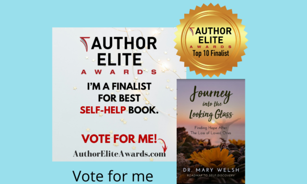 Voting ends Oct. 21st – Vote for Dr. Mary Welsh